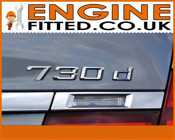 Bmw 730d Diesel Engines For Sale We Supply Amp Fit Used Amp Reconditioned Engines Engine Fitted