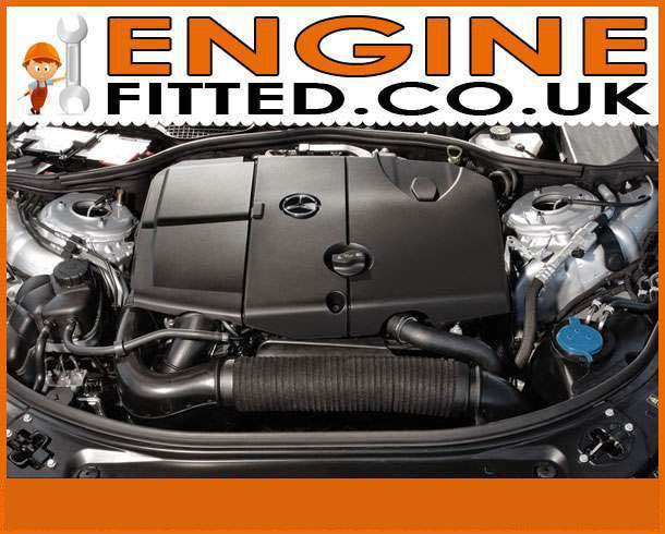 Mercedes C220 Cdi Blueefficiency Engines supplied and fitted