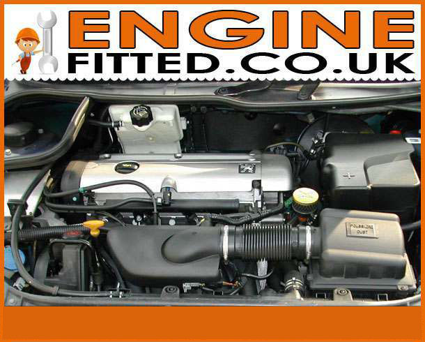 peugeot 206 cc diesel engines for sale we supply fit used reconditioned engines engine fitted. Black Bedroom Furniture Sets. Home Design Ideas