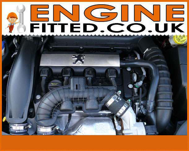 peugeot 207 engines for sale, we supply & fit used & reconditioned