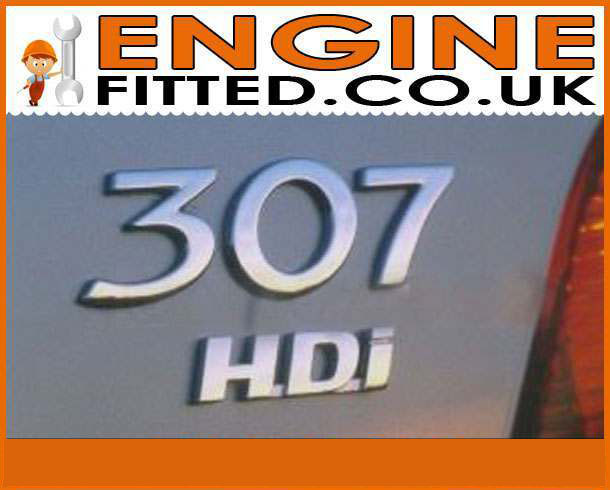 peugeot used & reconditioned engines for sale, supply & fit