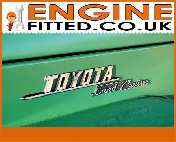 Toyota Landcruiser Engines