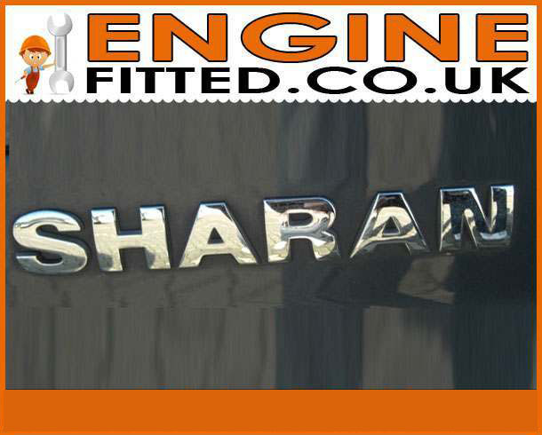 Vw Sharan Engines